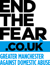 End The Fear Logo